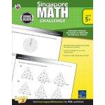 Singapore Math Challenge, Grades 5 - 8 [ISBN: 978-162399075