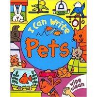 I Can Write: Pets 9780753433607