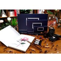莱顿棉浆水彩本300g350g中粗细纹四面封胶4K8K水彩纸美术专业绘画