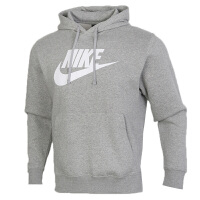 Nike耐克男装运动服休闲加绒保暖连帽卫衣套头衫BV2974-063