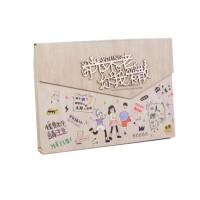 同学录 恰同学少年/毕业啦/致青春 回忆录 木盒复古 初高中小学生留言纪念册 多款可选