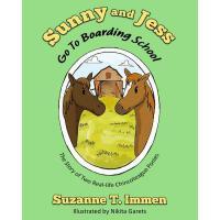 【预订】Sunny and Jess Go to Boarding School: The Story of Two