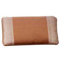 天然凉席枕片草席枕套乳胶枕席蔺草夏季枕头套子学生透气