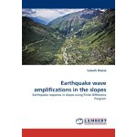 Earthquake wave amplifications in the slopes: Earthquake re