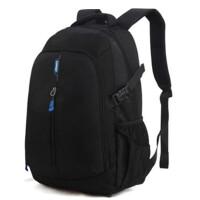 休闲运动双肩包商务旅行男高中学生书包女旅游14寸电脑背包