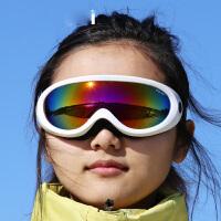滑雪镜儿童雪镜近视男女户外滑雪眼镜登山