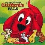 Clifford's Pals (Audio)学乐有声读物:大红狗的伙伴们(书+CD)ISBN9780545052474