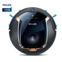 飞利浦(PHILIPS)扫地机器人 家用智能 多种清洁模式 全自动清洁扫地机延边清扫功能FC8820/81 适用时间7