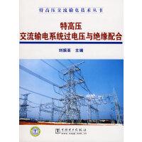 特高压交流输电技术丛书 特高压交流输电系统过电压与绝缘配合