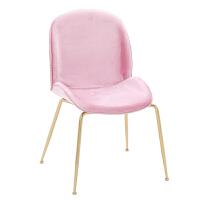 简约实木办公桌饭桌椅组合铁艺洽谈会议桌休闲大理石四方餐桌
