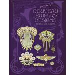 【预订】Art Nouveau Jewelry Designs