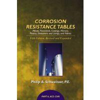 【预订】Corrosion Resistance Tables: Metals, Nonmetals, Coatings