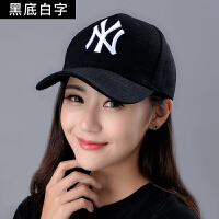 帽子女韩版时尚棒球帽男士u字休闲百搭太阳帽青年百搭遮阳鸭舌帽