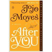【现货】英文原版 你离开之后 After You 遇见你之前(我想要你好好的)姐妹篇 Moyes, Jojo 新版封皮