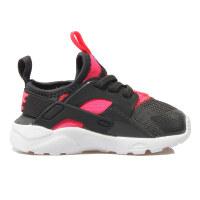 【到手价:214.5元】耐克儿童鞋新款华莱士跑步鞋男女童运动鞋859595-007 玫红/黑