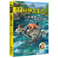 贝尔写给你的丛林求生小说 小象海蒂的72小时