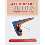 【预订】Mathematics in Action: Prealgebra Problem Solving