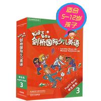 Kid's Box 剑桥国际少儿英语3学生包外研社点读版第三册