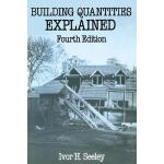 【预订】Building Quantities Explained