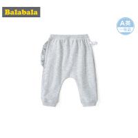 巴拉巴拉儿童裤子女童打底裤婴儿长裤宝宝运动裤2019新款休闲裤棉