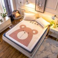 加厚床垫软垫学生宿舍单人榻榻米1.5m床褥子双人家用防滑垫