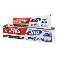 [当当自营] 高露洁 360°全面口腔健康牙膏 备长炭深洁 180g