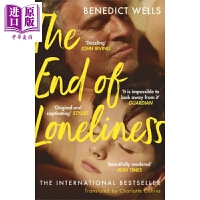 【中商原版】直到孤独尽头 豆瓣推荐 英文原版 The End of Loneliness The Dazzling International Bestseller Benedict Wells