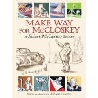 Make Way for Mccloskey: A Robert McCloskey Treasury ISBN978