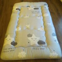 日式加厚榻榻米床垫地垫可折叠懒人床褥子家用睡觉卧室打地铺神器