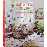 Bohemian Modern 现代波西米亚风格 住宅家居空间室内设计书籍