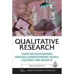 【预订】Qualitative Research: Good Decision Making Through Unde