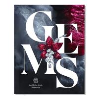 现货包邮 Gems 宝石 梵克雅宝 Van Cleef & Arpels 梵克雅宝珠宝设计宝石珠宝书 巴黎国家自然历史博