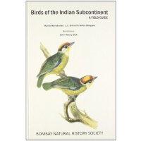 Birds of the Indian Subcontinent: A Field Guide (Bombay Nat