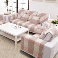 沙发垫坐垫四季通用沙发巾沙发罩布艺沙发套