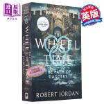 【中商原版】Wheel of Time #8:The Path Of Daggers 英文原版 英文小说 科幻小说 时