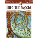 Creative Haven Into the Woods (【按需印刷】)