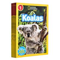 美国国家地理自然与生物Level1 10册National Geographic R