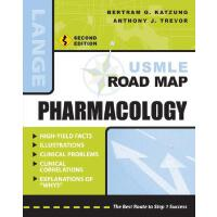 【预订】Pharmacology 9780071445818