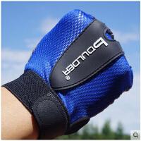 运动半指防滑训练健身房哑铃单杠手套 健身手套男女薄款透气
