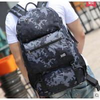 休闲大容量旅游背包户外运动防水登山包旅行包男士双肩包