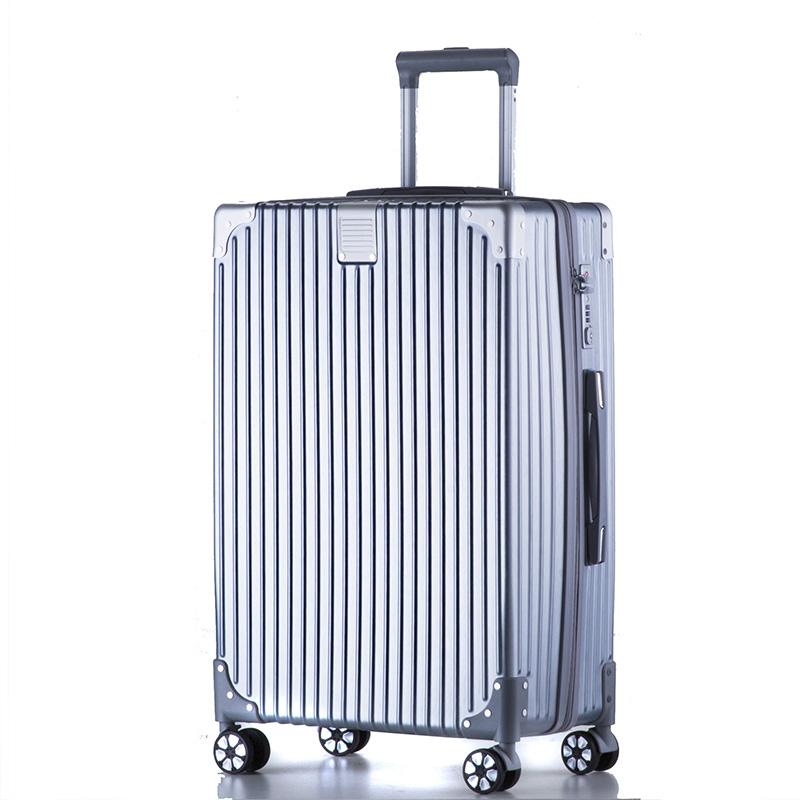 拉杆箱万向轮旅行箱大容量男复学生行李箱女皮箱登机箱密码箱 发货周期:一般在付款后2-90天左右发货,具体发货时间请以与客服协商的时间为准