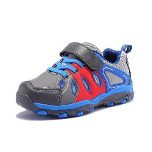 哈比熊男儿童运动鞋春秋季女童中大童鞋子休闲鞋跑步鞋网鞋