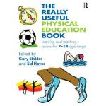 【预订】The Really Useful Physical Education Book: Learning and
