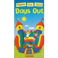 Magnetic First Words: Days Out 磁铁神奇词汇:野外的一天ISBN978981086008