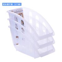 日本�M口�N房放碗架子�r水架家用塑料置碗架碗碟�P子收�{架置物架