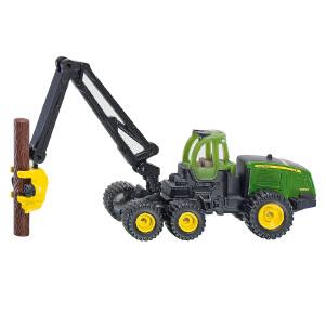 [当当自营]siku 德国仕高 约翰迪尔林木收割机 合金车模玩具 U1652