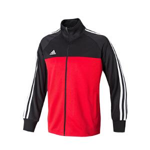 adidas/阿迪达斯男士 男装运动夹克经典三条纹外套-
