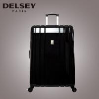 (可礼品卡支付)DELSEY法国大使拉杆箱万向轮男女旅行箱密码箱