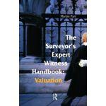 【预订】The Surveyors' Expert Witness Handbook