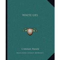 【预订】White Lies 9781162716862